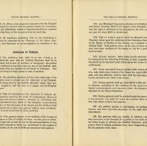 Image of Admission of Patients, pages 24-25