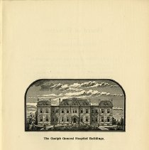 Image of 'The Guelph General Hospital Buildings""