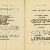 Image of By-Laws, Rules and Regulations, page 11