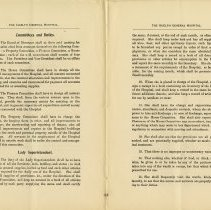 Image of Committees and Duties; Lady Superintendent, pages 12-13