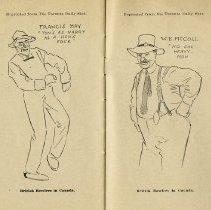Image of Francis Hay; W.E. McColl, pp.18-19