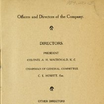 Image of Officers and Directors of the Company, p.1