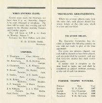 Image of Umpires; Travelling Arrangements, pp.6-7