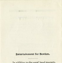 Image of Entertainment for Bowlers, p.8