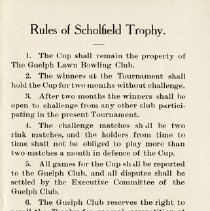 Image of Rules of Scholfied Trophy, p.3