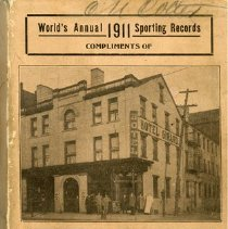 "Image of ""World's Annual 1911 Sporting Records"""