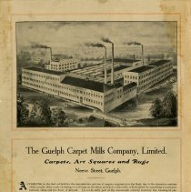 Image of Reverse side, Article on The Carpet Mills Co., Ltd.