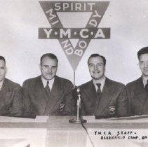 Image of YMCA Staff, c.1942