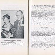 Image of Dr. Elizabeth Stockdale Martin & E. Gerald Wright, p.22