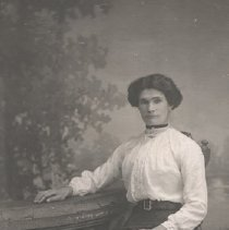 Image of Woman, c.1910