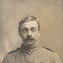 Image of Man in WWI Uniform, c.1915