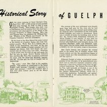 Image of Historical Story of Guelph, pages 12, 13