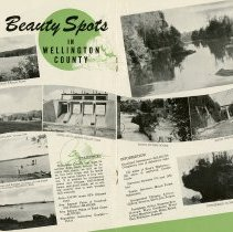 Image of Beauty Spots in Wellington County, pages 16, 17