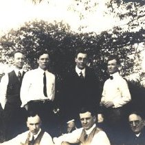 Image of Byerly Family, c.1925