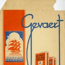 Image of Gevaert Film Envelope