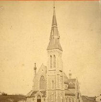 Image of St. George's Church, 1873