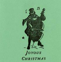 Image of Joyous Christmas Greetings from Jennie E. Lamb
