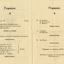 Image of Programme, pp.2-3