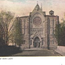 Image of Church of Our Lady, 1903