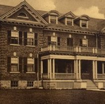 Image of Nurses home, GGH