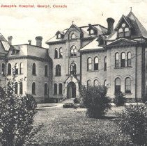 Image of St. Joseph's Hospital, c.1910
