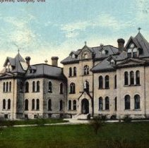 Image of St. Joseph's Hospital, 1908