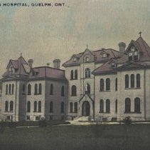 Image of St. Joseph's Hospital, 1911