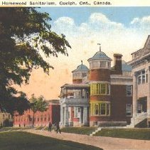 Image of Homewood Sanitarium, c.1916