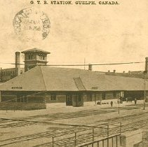 Image of GTR Station c.1911