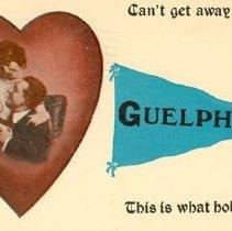 Image of Souvenir Postcard, 1916