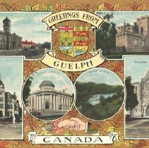 Image of Guelph Buildings, c.1909