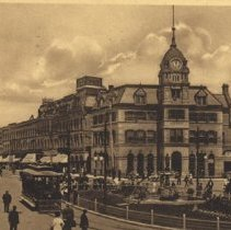 Image of St. George's Square c.1922