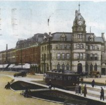 Image of St. George's Square c.1930