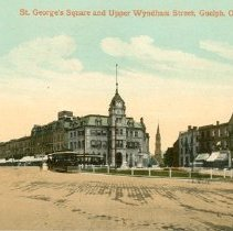 Image of St. George's Square 1912