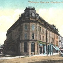 Image of Wellington Hotel & Wyndham St.