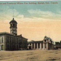 Image of Market Fair Building