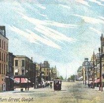 Image of Wyndham St. Looking North