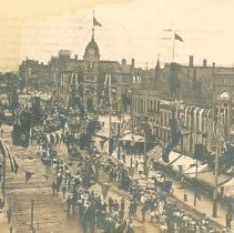 Image of Dominion Day Parade, 1908