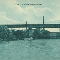 Image of G.T.R. Bridge over Speed River
