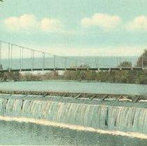 Image of Walking Bridge, Riverside