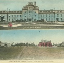 Image of Johnston Hall & OAC Campus