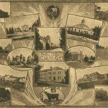 Image of Views of OAC, 1909