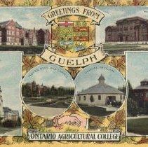 Image of OAC Souvenir Postcard