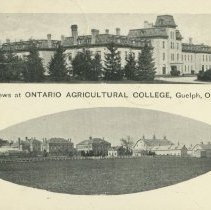 Image of Views of OAC, 1904