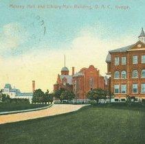 Image of Massey Hall, OAC, 1905