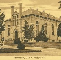 Image of Gymnasium, OAC
