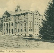 Image of Biology Building, OAC, 1904