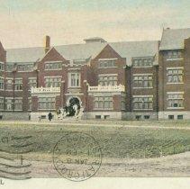 Image of Macdonald Hall, OAC, 1909