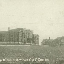 Image of Macdonald Institute and Hall