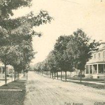 Image of Park Avenue, c.1908